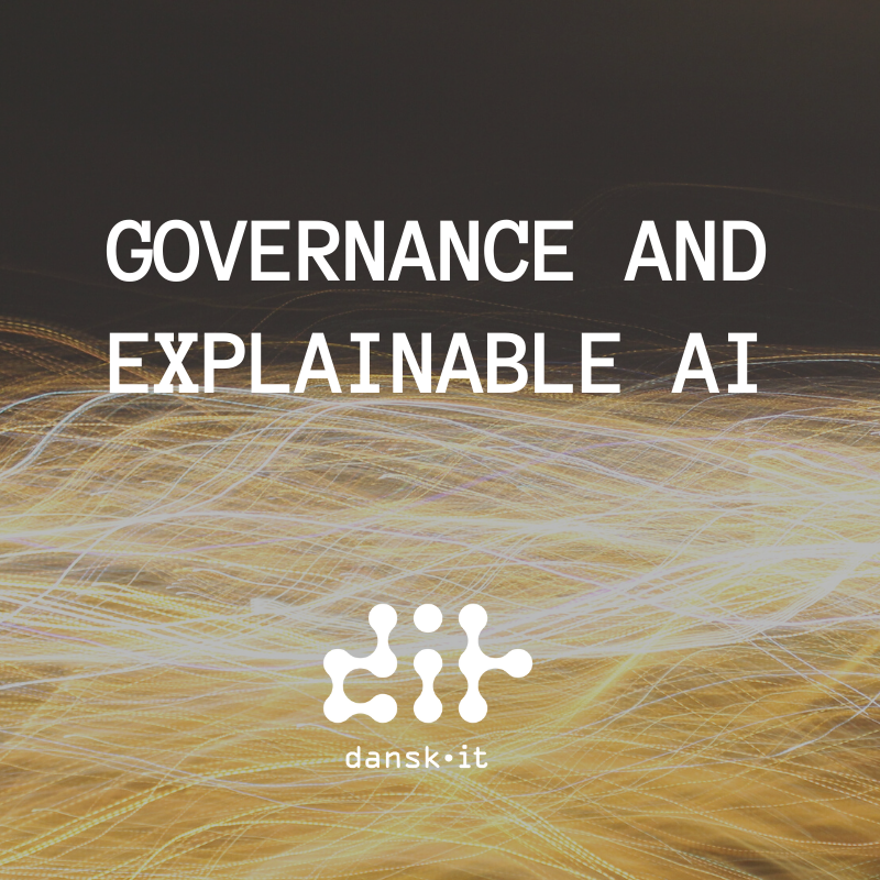 Governance and Explainable AI [Webinar]