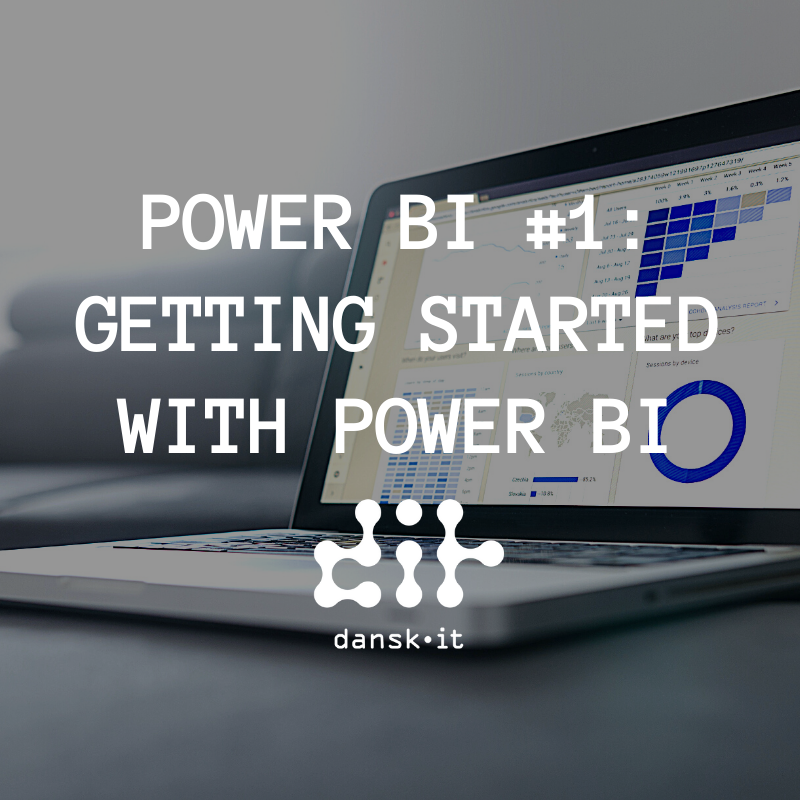 Power BI #1: Getting started with Power BI [Webinar]