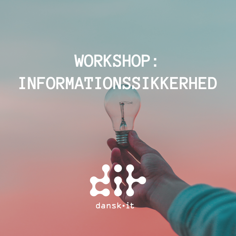 Workshop - informationssikkerhed