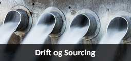 Drift og sourcing