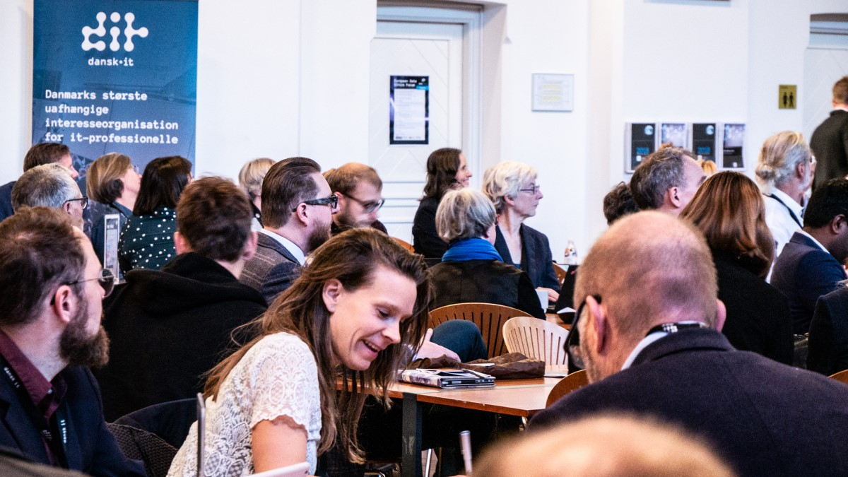 Creating a common ethical framework for data processing - See pictures, tweets and video from Data Ethics Forum 2018