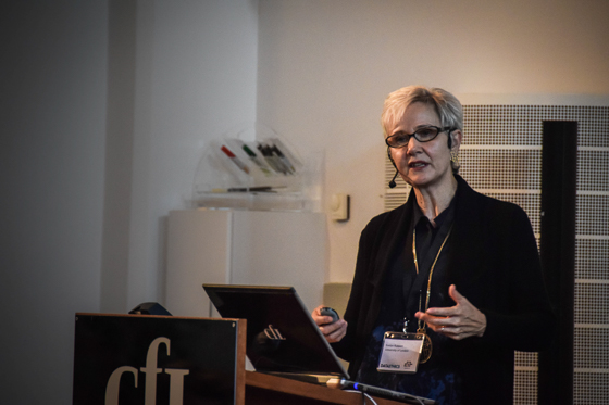 Evelyn Ruppert holder keynote på European Data Ethics Forum 2017